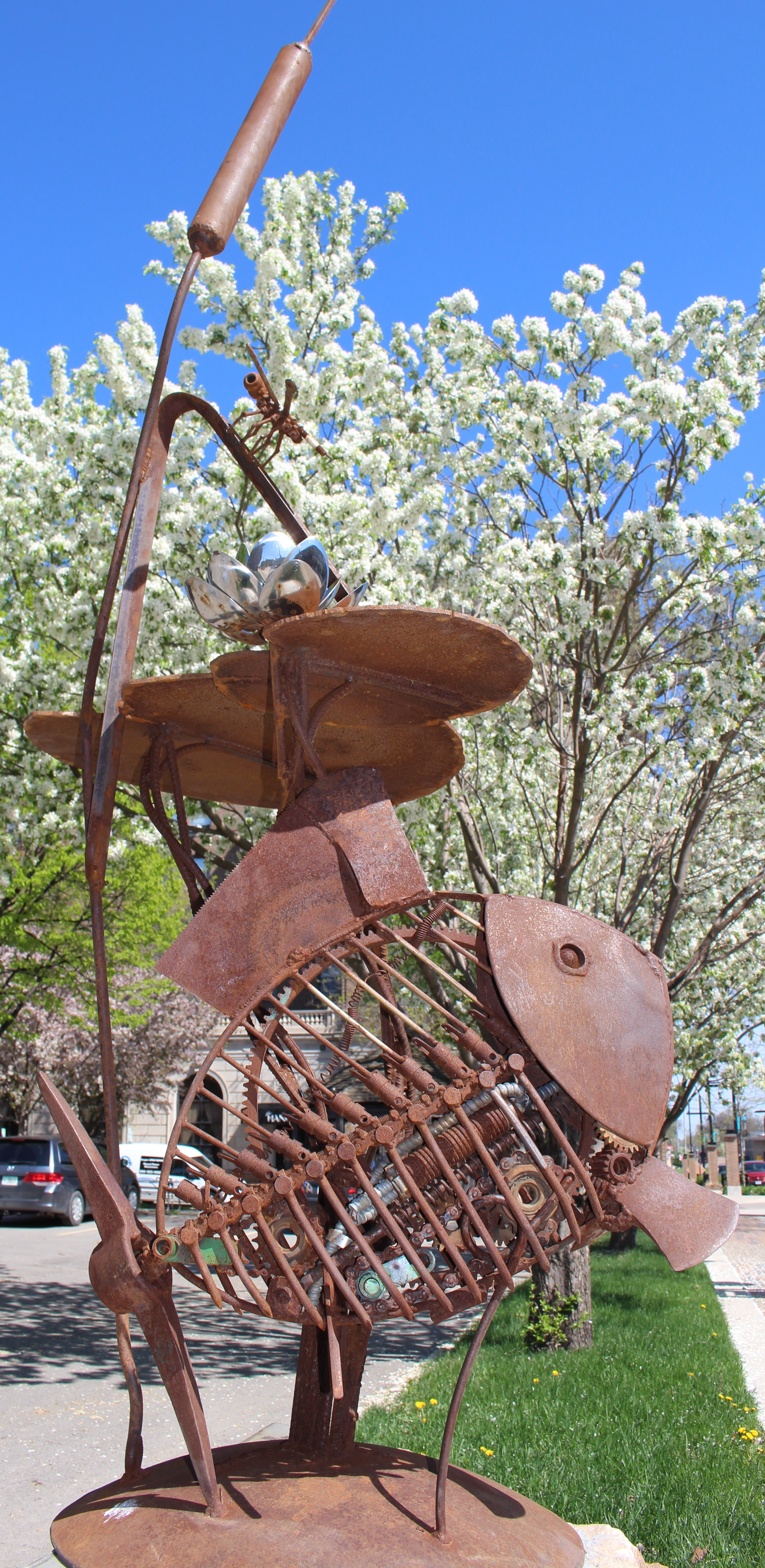 River City Sculptures On Parade