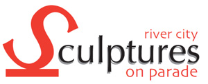 River City Sculptures on Parade logo image
